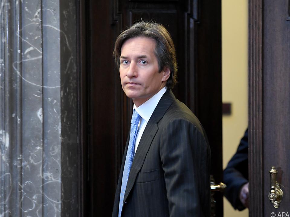 Ex-Finanzminister Grasser steht vor Gericht