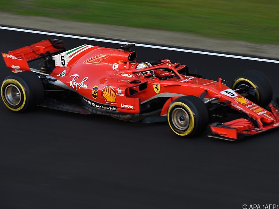 Ferrari gewann wichtige Erkenntnisse
