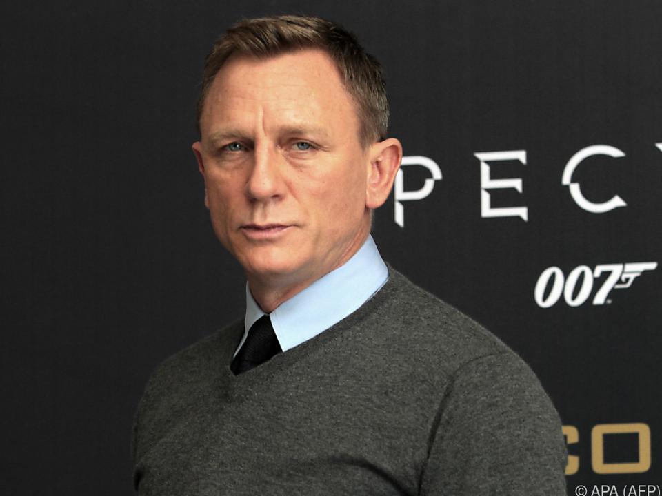 Fit sein für James Bond nervt Daniel Craig