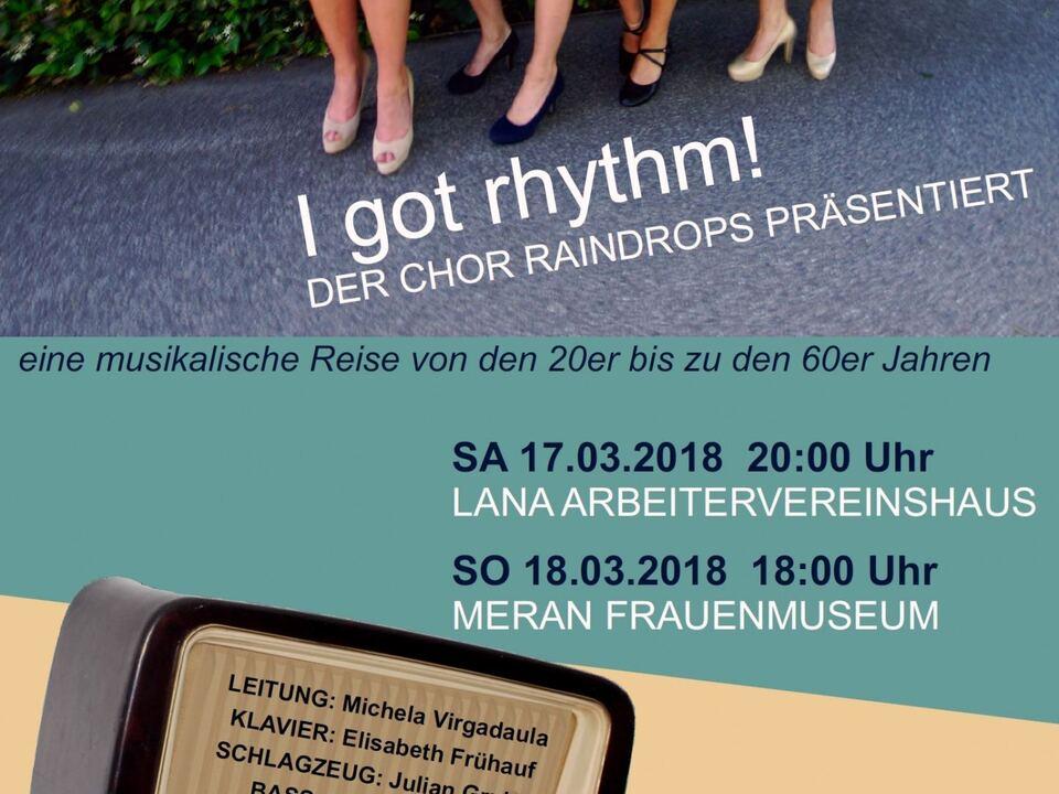 flyer-i-got-rhythm-konzert-raindrops