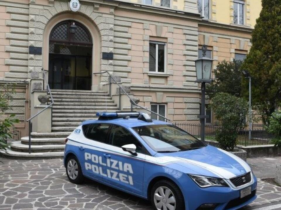 foto-volante Polizei Bozen Quästur
