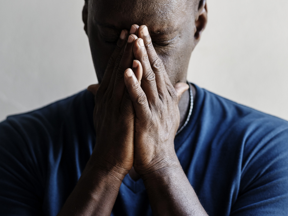 afrikaner flüchtling trauer verzweiflung
