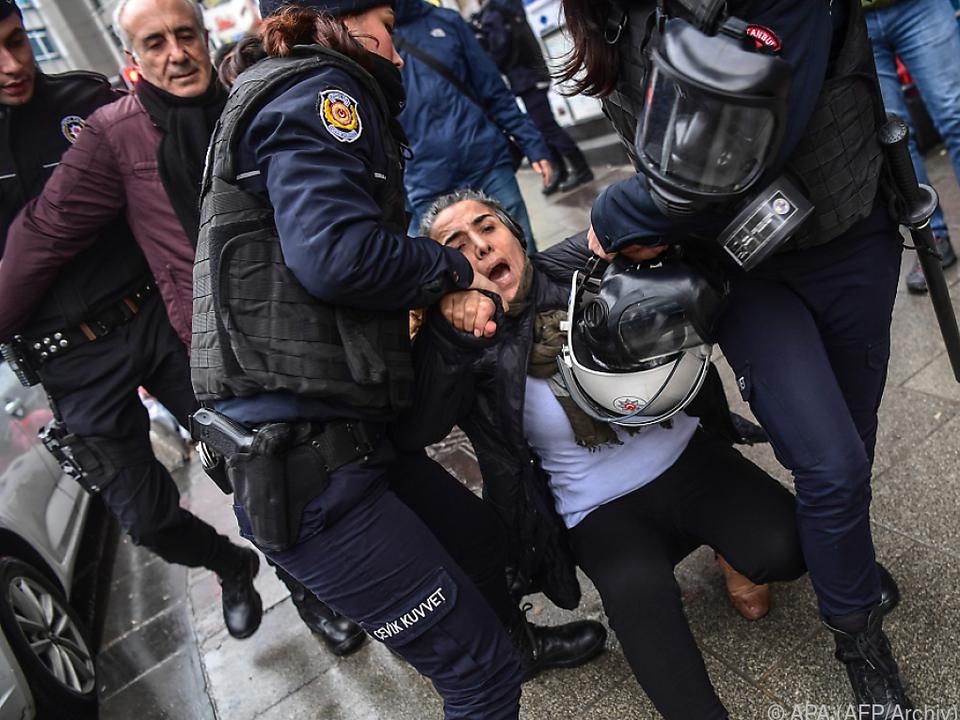 Freie Meinungsäußerung hat in Türkei keine Chance