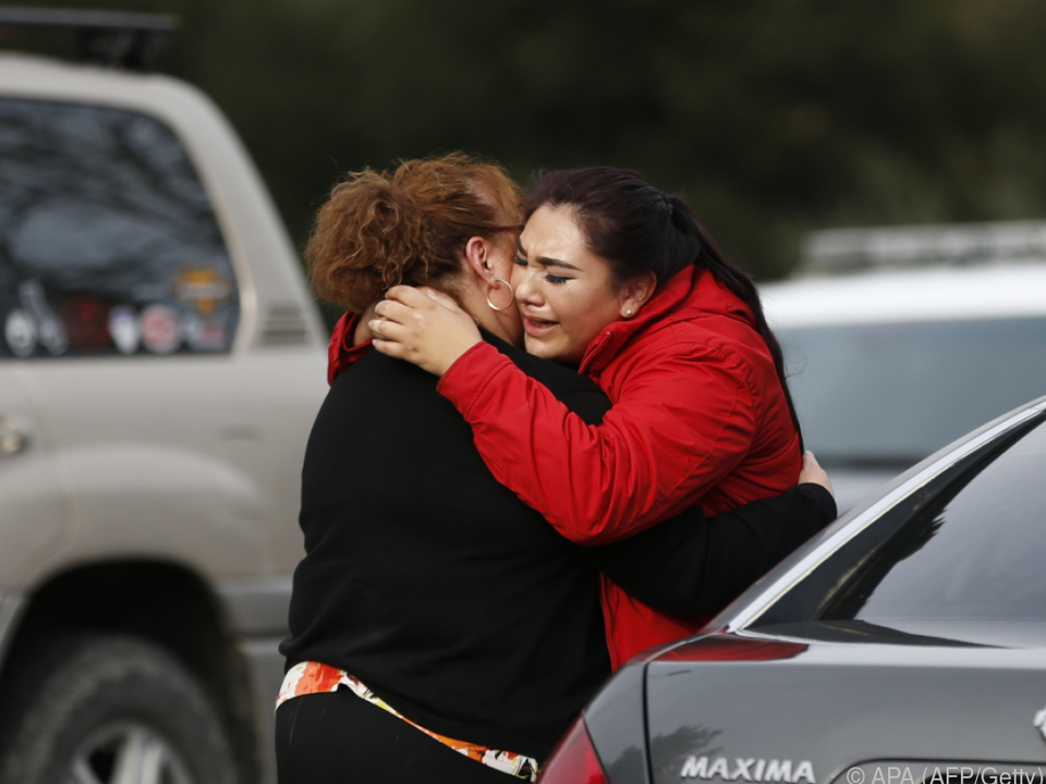 Geiselnahme im Napa Valley endete fatal