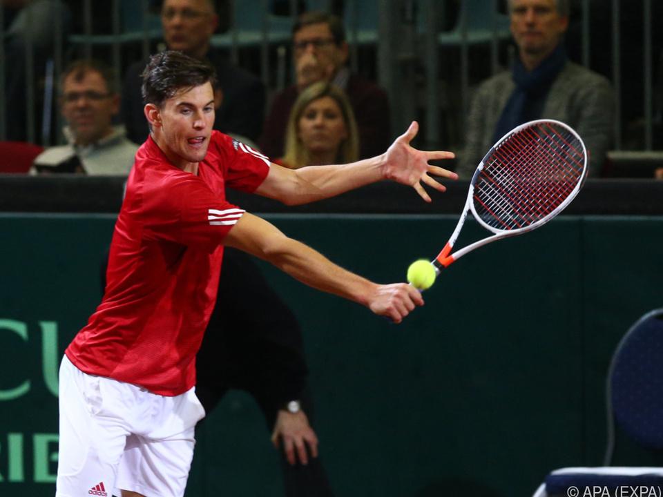 Gleich zwei ATP-1000er-Turniere stehen auf dem Programm