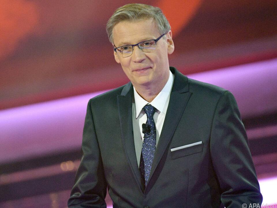 Günther Jauch brilliert auch als Sprecher im Dokufilm