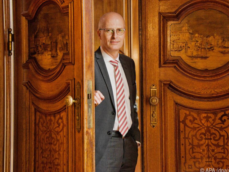 Hamburgs neuer Bürgermeister hört gerne Udo Lindenberg