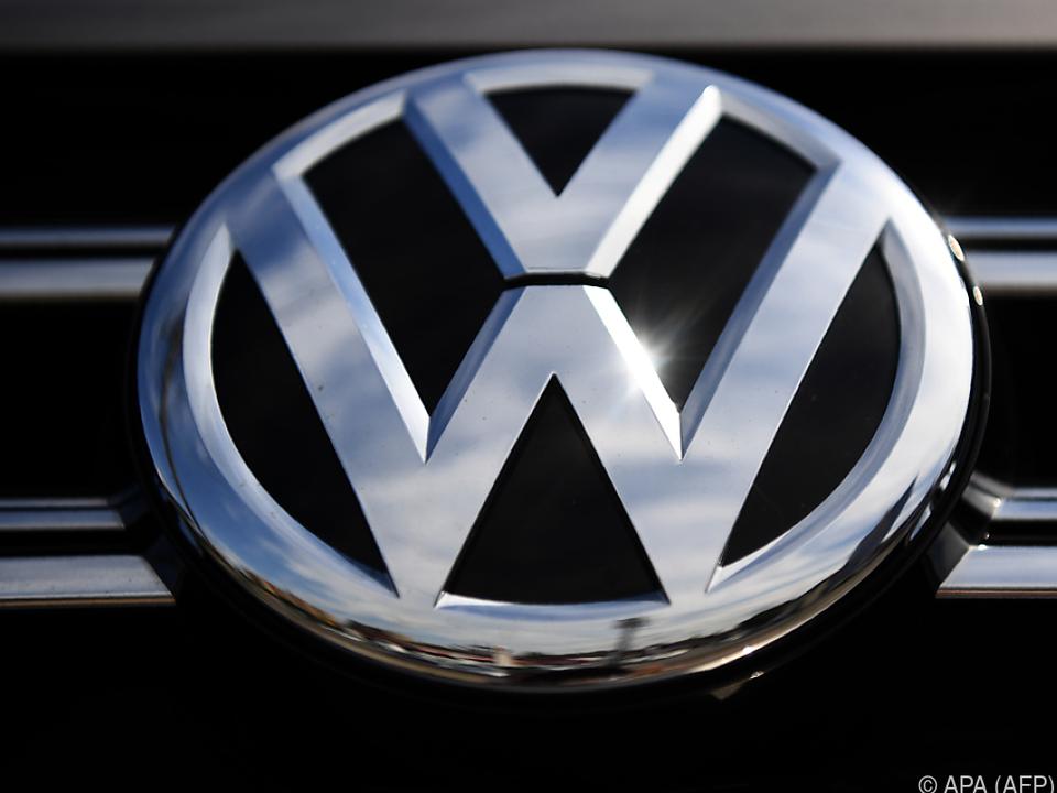 Image von VW stark angekratzt