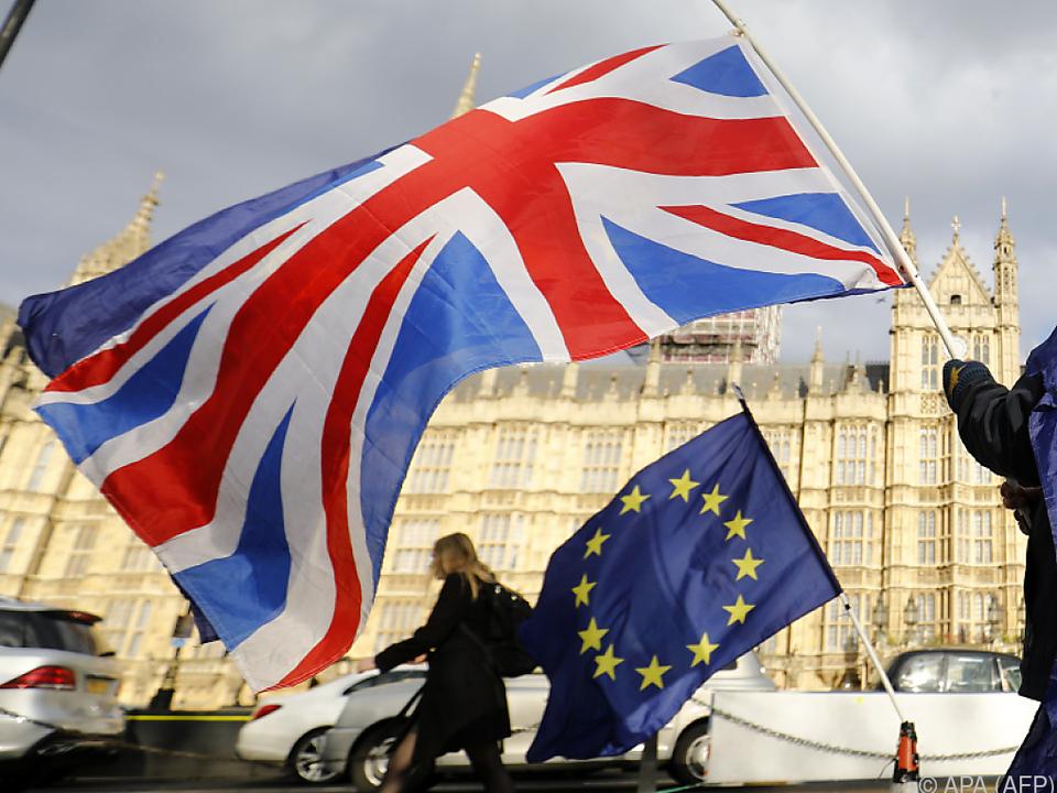 In einem Jahr soll der Brexit vollzogen sein