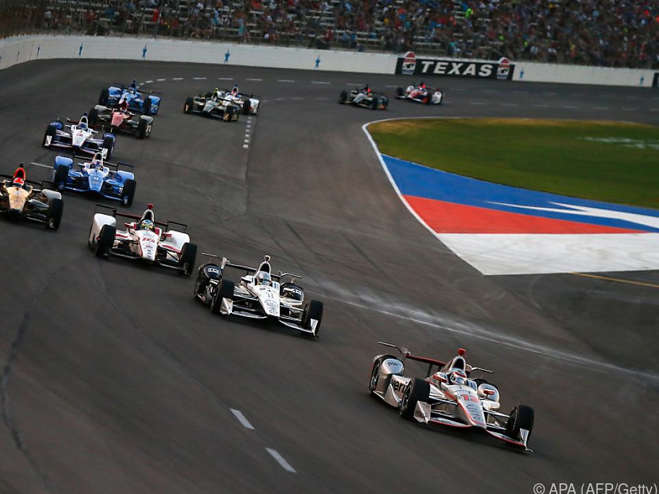 IndyCar orientiert sich am Design der Formel 1