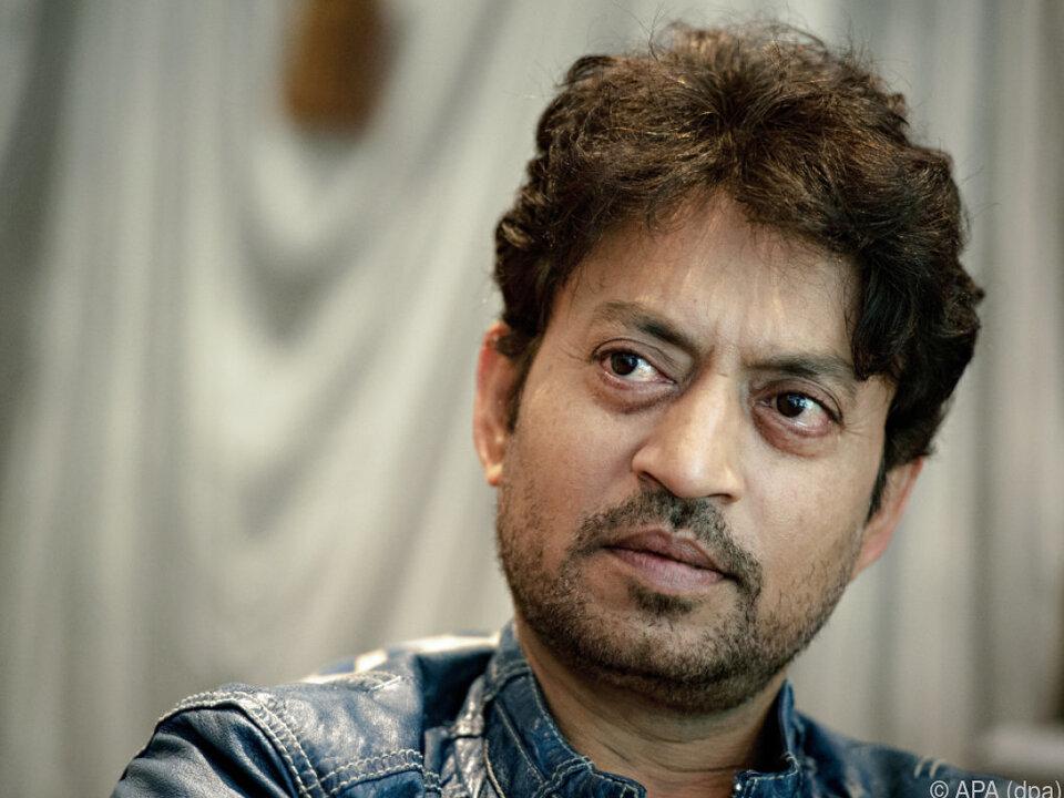 Irrfan Khan ist schwer erkrankt