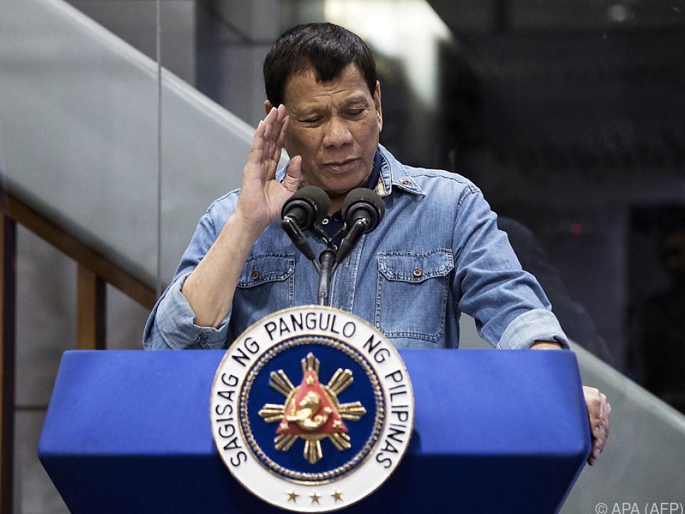 IStGH nahm Ermittlungen gegen Dutertes brutale Methoden auf