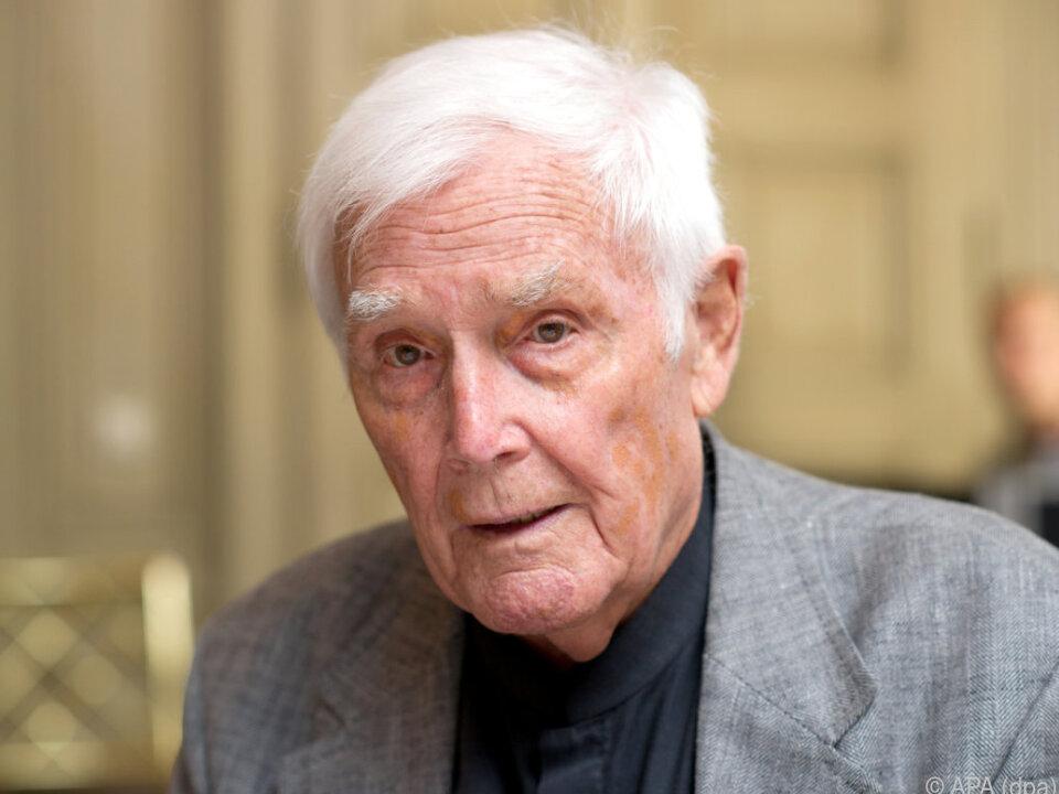 Joachim Fuchsberger starb 2014 im Alter von 87 Jahren