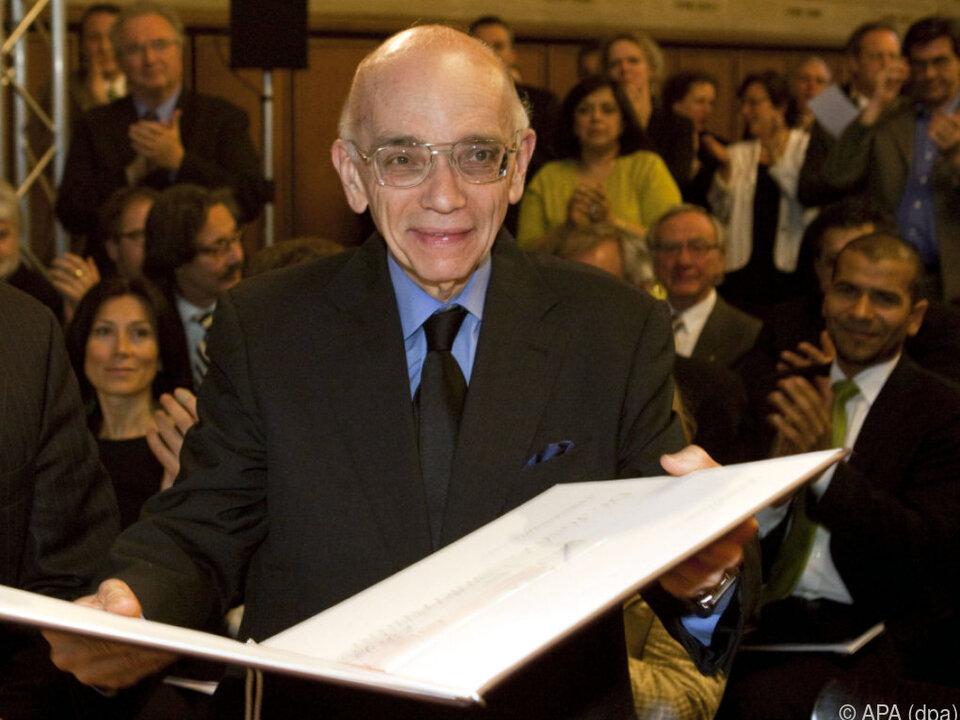 Jose Antonio Abreu starb mit 78 Jahren
