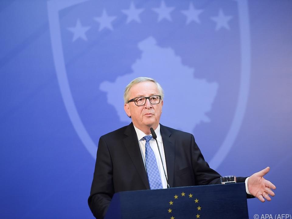Juncker fordert Klarheit von Großbritannien