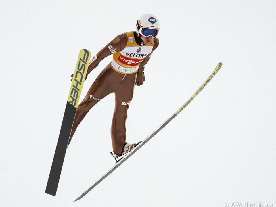 Kamil Stoch war in Lahti eine Klasse für sich
