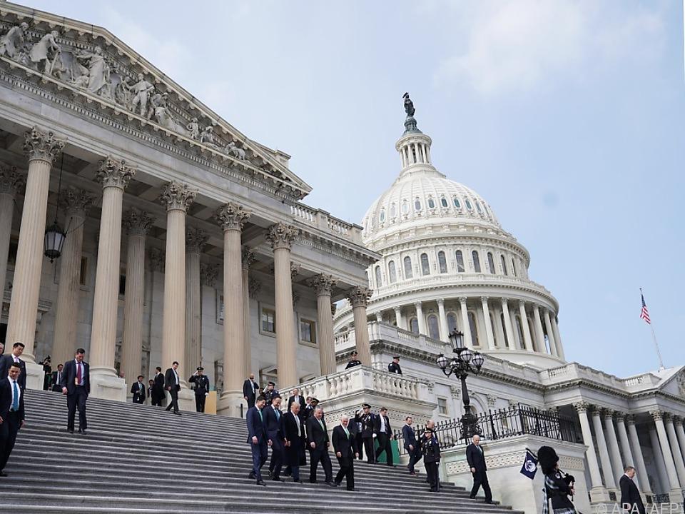Kein erneuter Shutdown in den USA