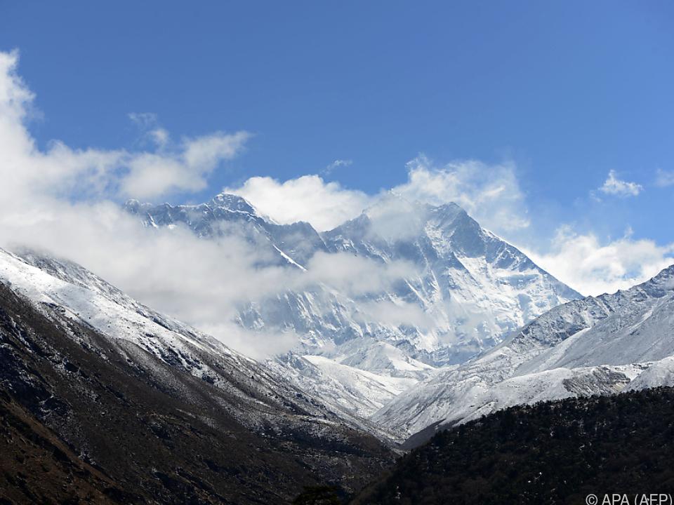 Klettersaison startet im April
