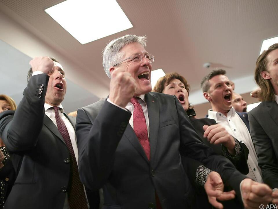 Koalition gegen SPÖ ist damit unmöglich