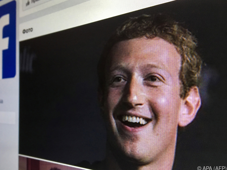 Kritik an Facebook-Chef Zuckerberg