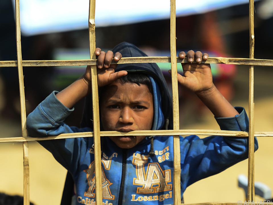 Lage der Rohingya nach wie vor prekär