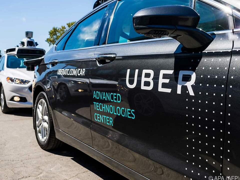 Laut Polizei trifft Uber möglicherweise keine Schuld