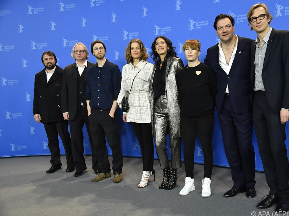 Marie Bäumer gibt in dem Steifen die österreichische Filmlegende