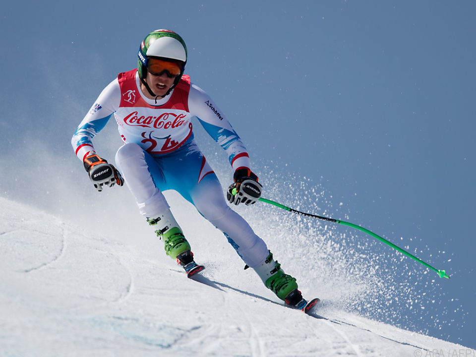 Markus Salcher fuhr zur Bronzemedaille