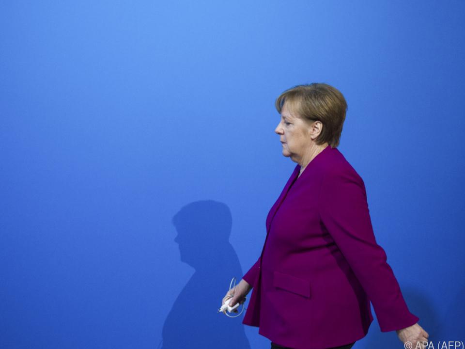 Merkel lädt zum Spitzentreffen