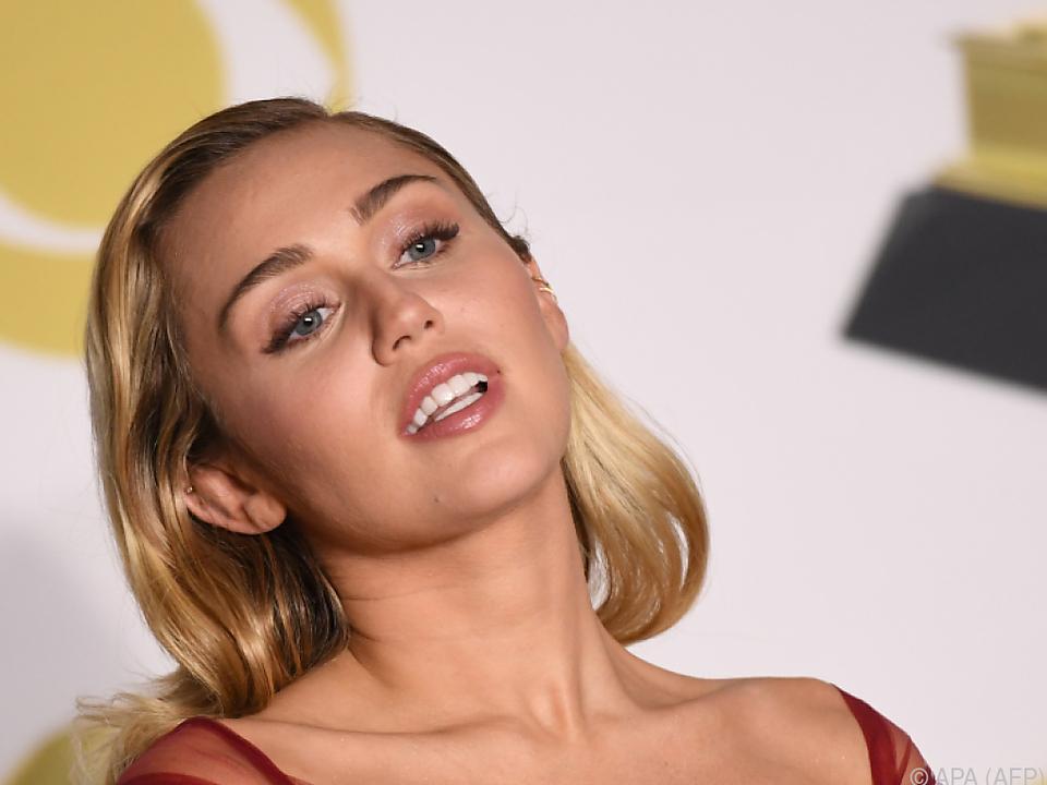Miley Cyrus äußerte sich bisher nicht
