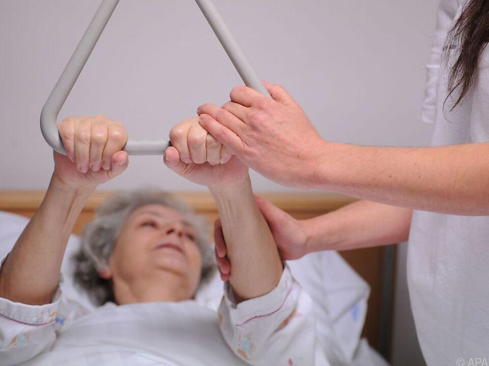 Missstände in Alten- und Pflegeheimen sollen vermieden werden