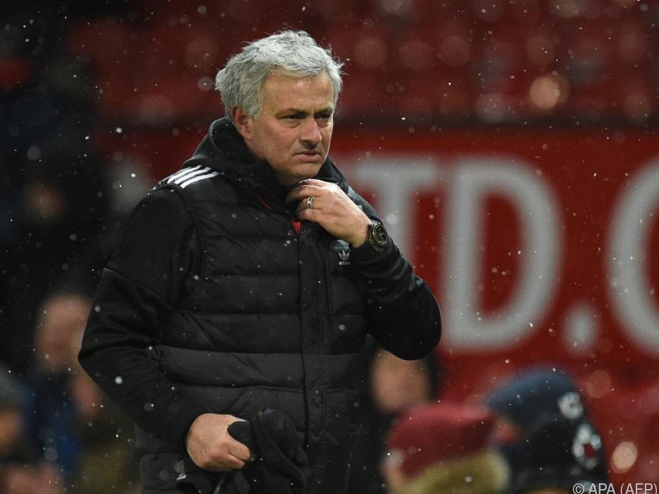 Mourinho gefiel die Leistung gegen Brighton nicht