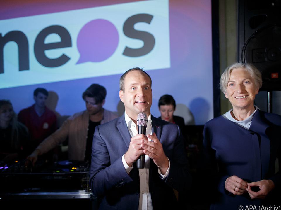 NEOS wollen Investitionen in die Justiz