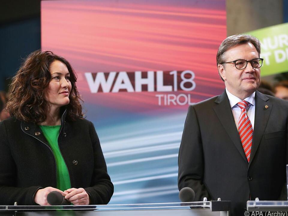 Neuauflage der schwarz-grünen Koalition in Tirol steht bevor