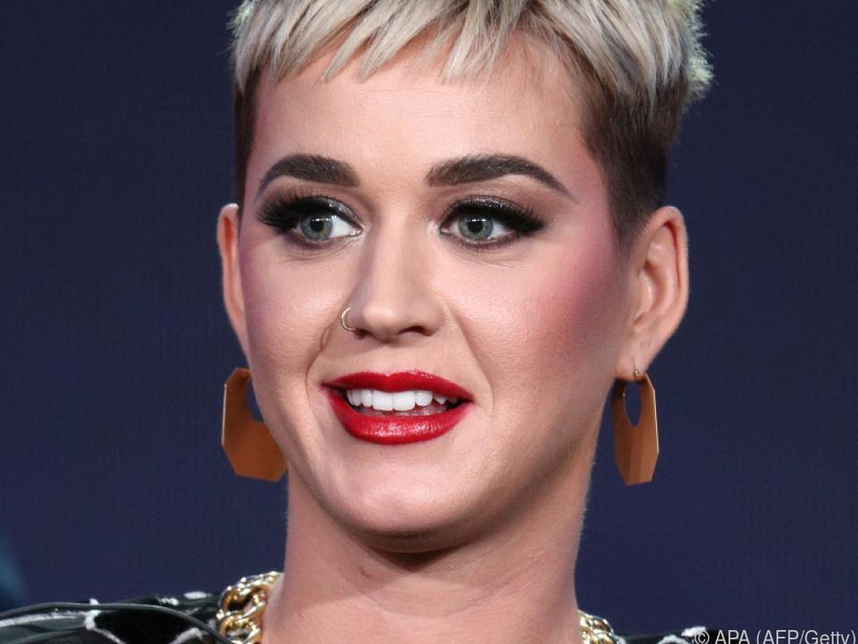 Nicht jeder will von Katy Perry geküsst werden