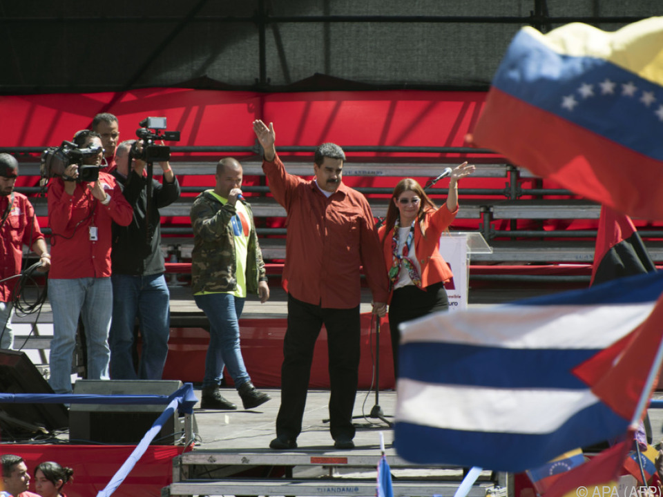 Nicolas Maduro einigte sich mit der Opposition