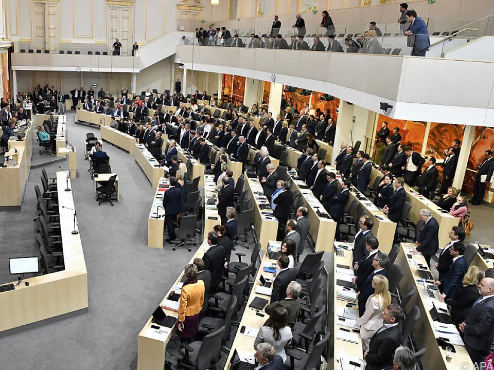 ÖVP und FPÖ stimmten für Rücknahme