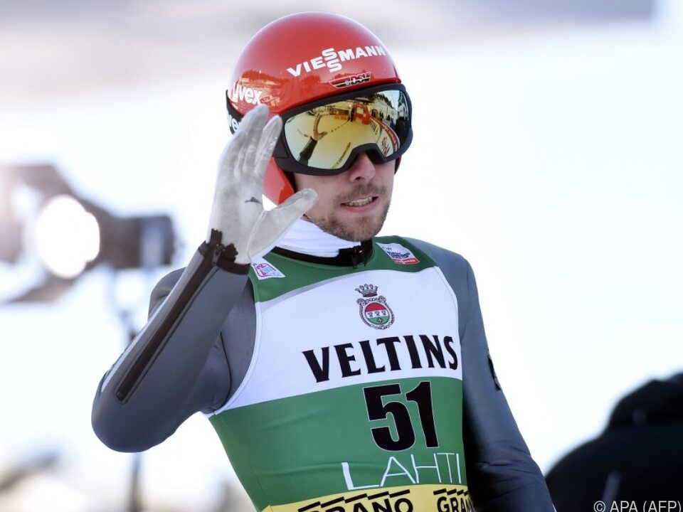 Olympiasieger Rydzek in der Loipe unwiderstehlich