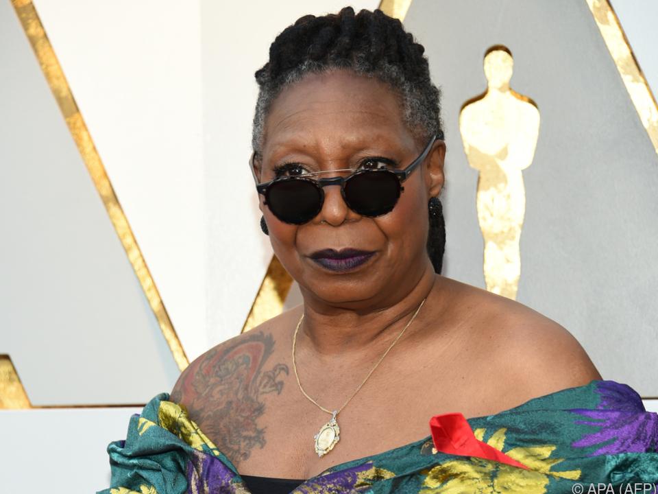 Oscar-Preisträgerin Goldberg ist noch vor Weihnachten im Kino zu sehen