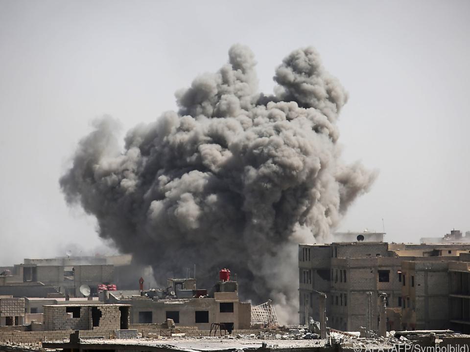 Ost-Ghouta - die Hölle auf Erden