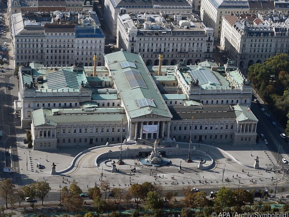 Parlament sucht richtigten Umgang mit Fundstücken