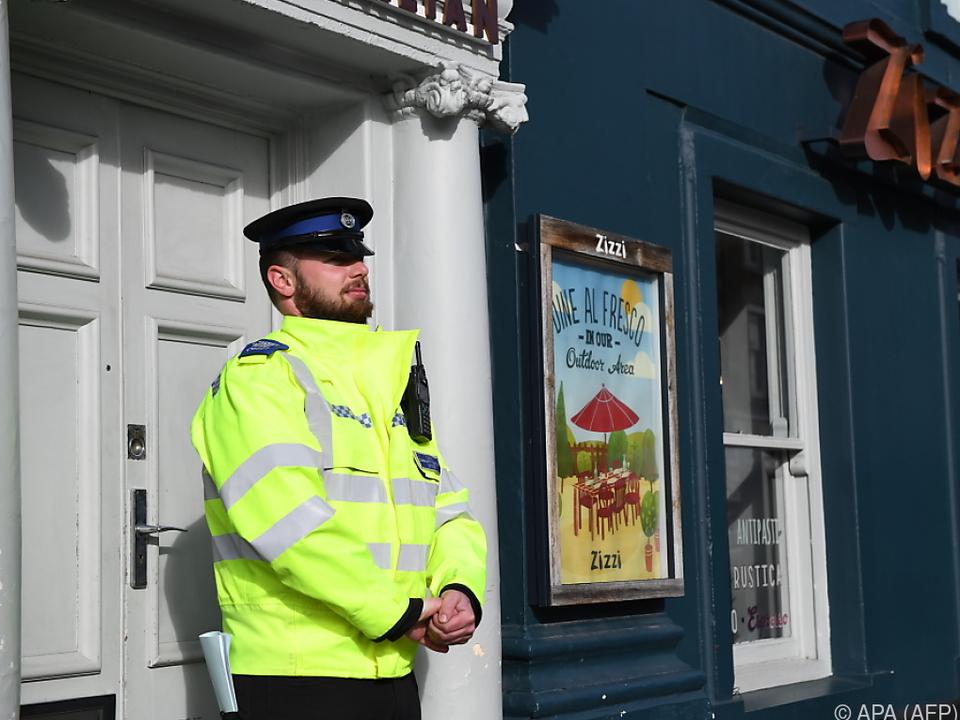 Pizzeria in Salisbury wurde vorsichtshalber geschlossen
