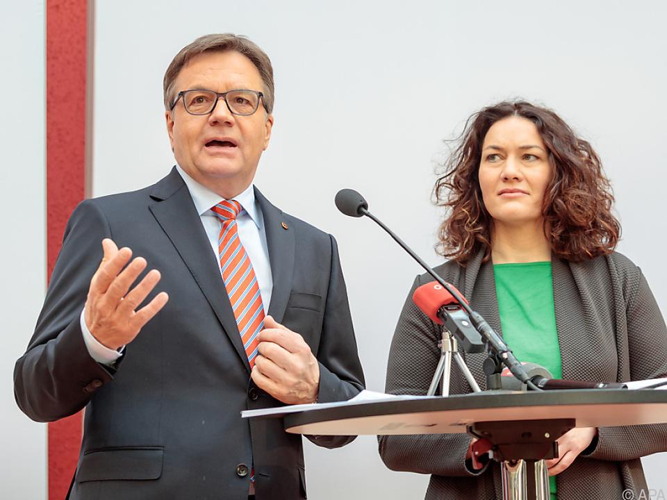 Platter und Felipe bilden weiterhin die Regierungsspitze