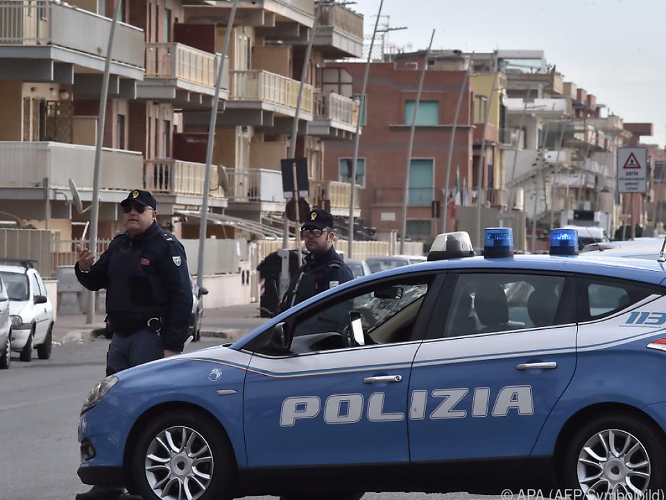 Polizei gelang Schlag gegen die Mafia