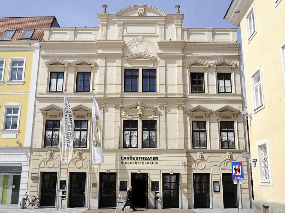 Premiere im Landestheater St. Pölten