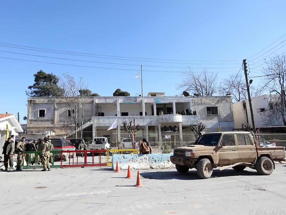 Türkei beginnt mit der Belagerung Afrins