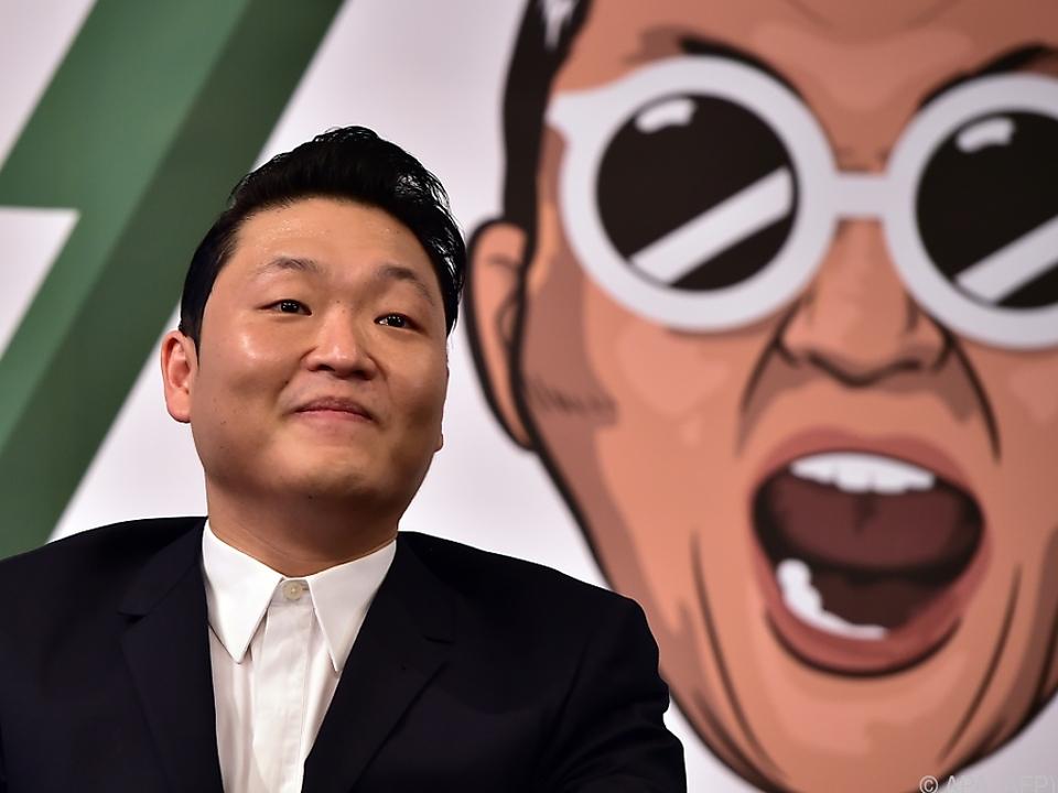Rapper Psy in Nordkorea nicht erwünscht