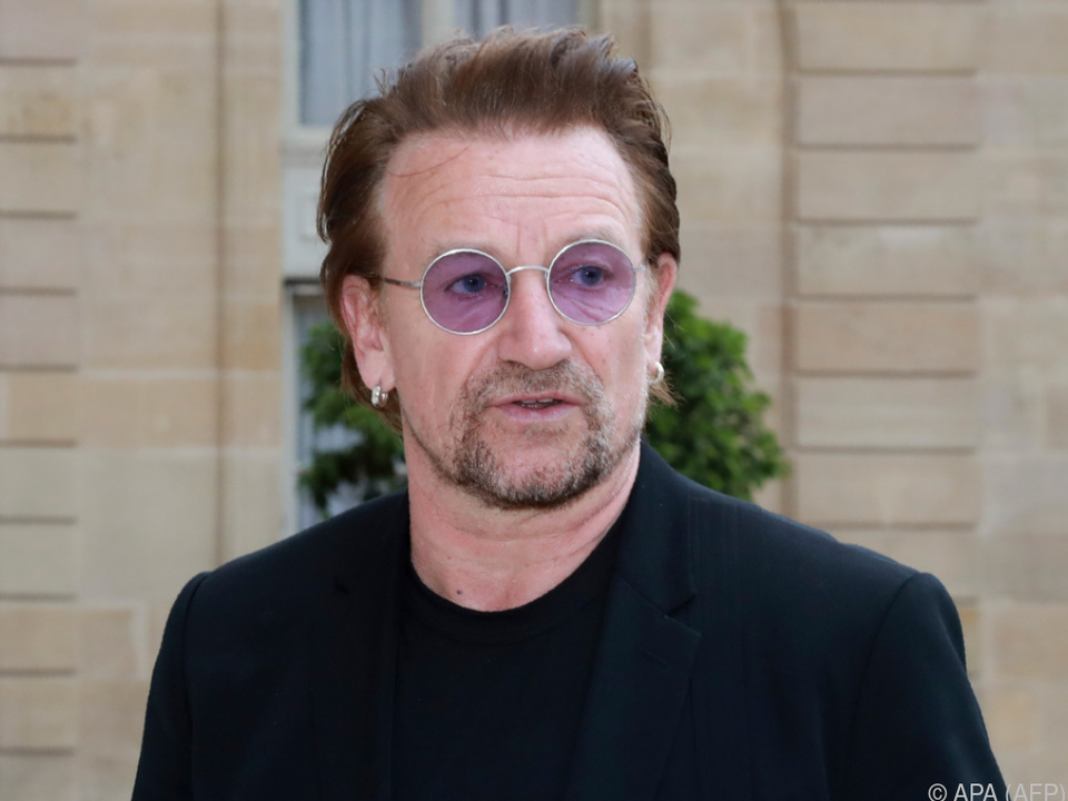 Rockstar Bono ist \