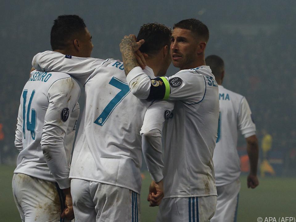 Ronaldo und Co. bejubeln Viertelfinal-Ticket