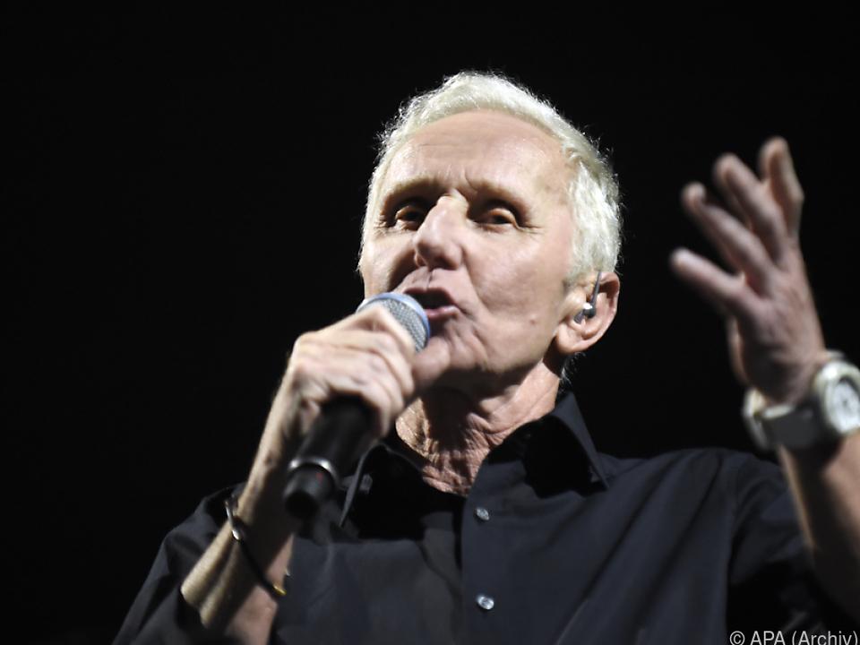 Sänger der Band EAV, Klaus Eberhartinger